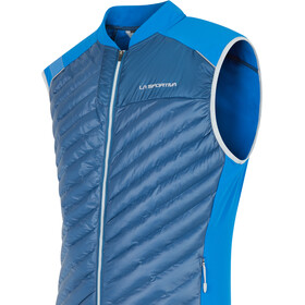 La Sportiva Cloud Vest Heren, opal/aquarius